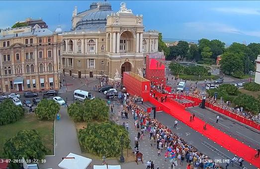 Одесский кинофестиваль начался (ВИДЕО)