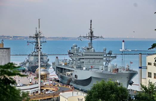 В Одесской морской академии создается научный центр военно-морских сил Украины