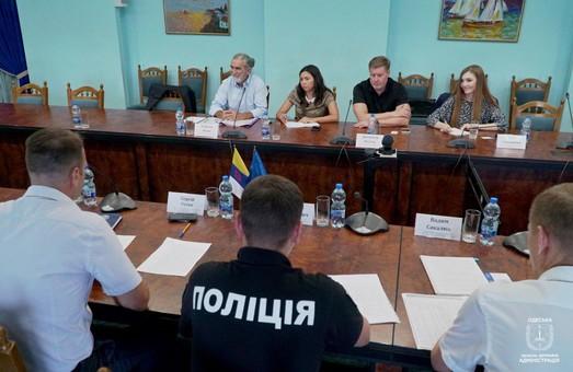 Работа советников КМЕС в Одесской области получила высокую оценку