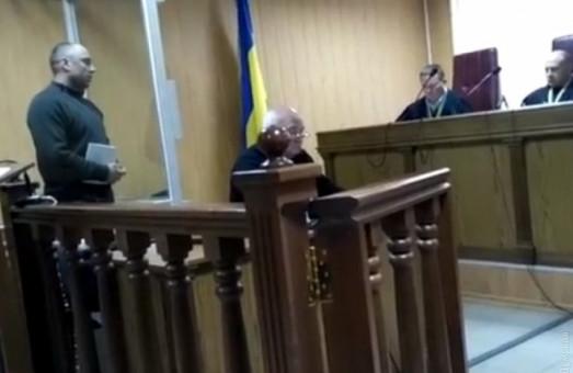 За подготовку убийства одесского евромайдановца любитель России получил небольшой срок