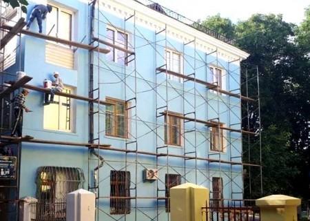 В Измаиле повышают энергоэффективность жилых домов