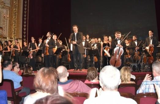 Всеукраинская премьера проекта «Orchestra of the Americas» в Одессе