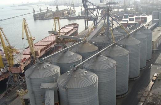 Портовый элеватор Одессы возвращен в государственную собственность