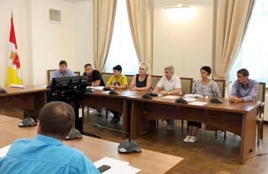 В Одессе продолжается рассмотрение проектов Мемориала воинам, погибшим в зоне АТО