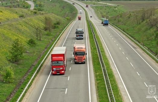С начала года в Одесской области выписано более 800 штрафов за перегруз автомобилей