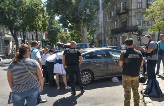 Замначальника Приморского райотдела полиции Одессы выйдет на свободу за полмиллиона