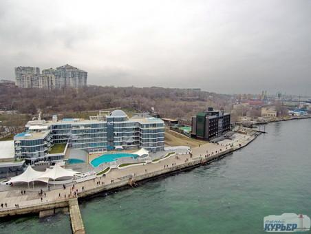 Отменено масштабное строительство гостиничного комплекса на одесском пляже Ланжерон
