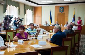В Одессе смогли выбрать окончательный вариант памятника Небесной Сотне (ФОТО)