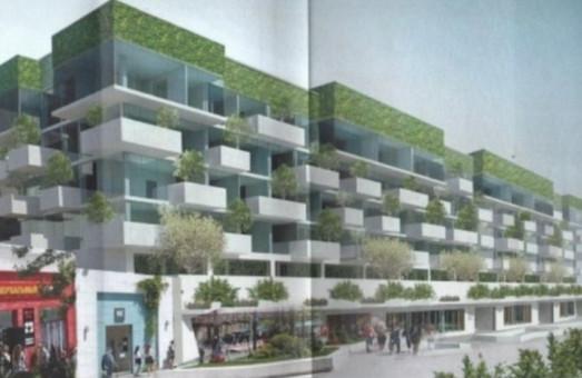 На центральной аллее одесской Аркадии возведут семиэтажный отель