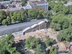 В День города в Одессе откроют первую часть Греческого парка (ФОТО)
