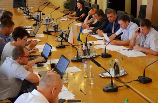 В Одессе обсудили вопросы организации движения поездов на границе между Украиной и Польшей