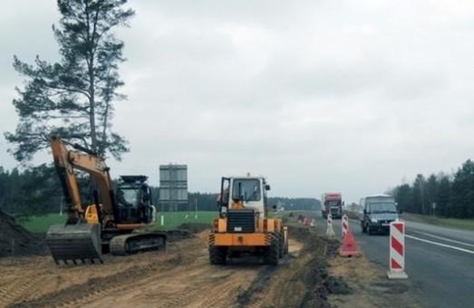 Объявлен тендер на капитальный ремонт дороги Винница – Великая Михайловка