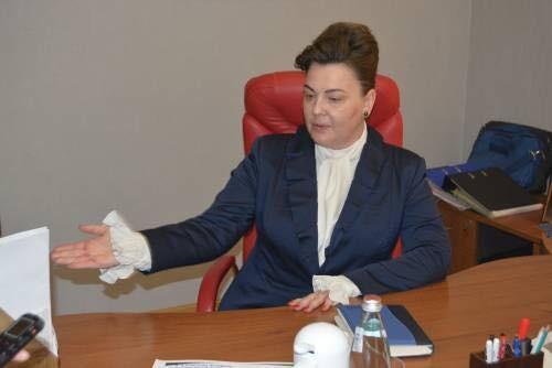Дубинина стала и.о. ректора Одесского медуниверситета