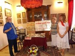 Молодой Утесов вернулся в родной одесский дворик (ФОТО)