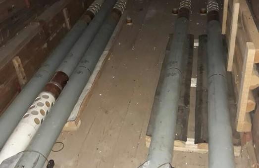 """В Одессе полиция накрыла нелегальный арсенал из ракет """"земля-воздух"""""""