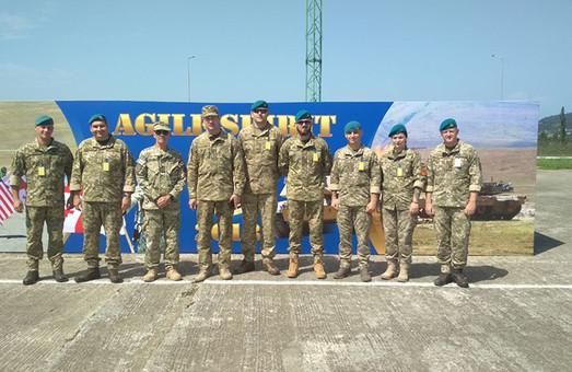 Украинские морпехи в Грузии учатся у НАТО