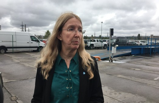 Ульяна Супрун назвала действия бывшего ректора ОНМедУ незаконными