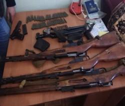 Одесские правоохранители ликвидировали подпольную мастерскую по переделке оружия (ФОТО)