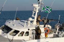 Российские катера устроили провокации в Азовском море (ФОТО, ВИДЕО)