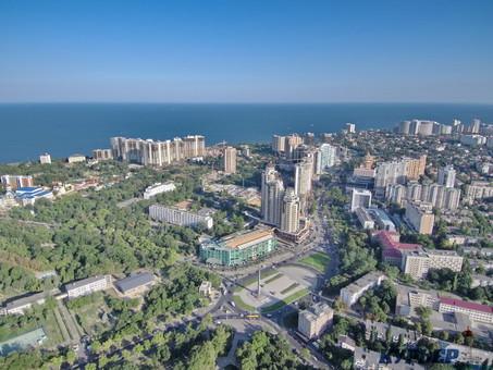 Гагаринское плато в Одессе готовят к строительству новых небоскребов (ФОТО, ВИДЕО)