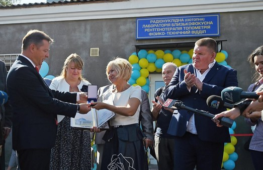 Вместо работы в Верховной Раде Ляшко приехал в Одессу пиариться