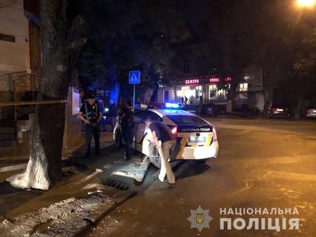 Покушавшиеся на одесского активиста задержаны полицией