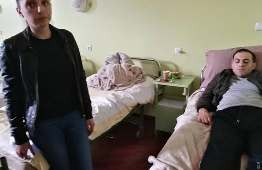 Подробности задержания в Одессе подозреваемых в покушении на Олега Михайлика (ВИДЕО)