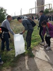 На выходных более 100 человек спасали Куяльницкий лиман (ФОТО)