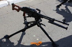 Мощь военной техники демонстрировали измаильские пограничники и моряки (ФОТО)