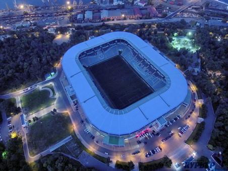 Одесский «Черноморец» опять проиграл