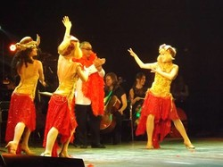 В Одесской филармонии прозвучали все музыкальные жанры в исполнении театра духовой музыки (ФОТО, ВИДЕО)
