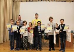 В Одессе состоялся детский шахматный чемпионат (ФОТО)