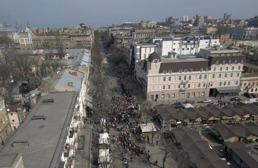 Главную улицу Одессы ждет ремонт