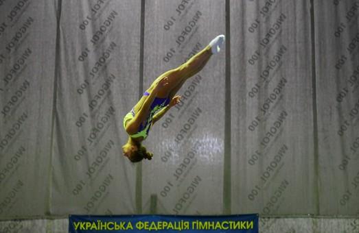 Очередное достижение одесских прыгунов на батуте
