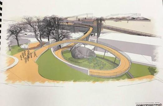 В Одессе хотят обсудить проект моста от морвокзала до Стамбульского парка (ФОТО)