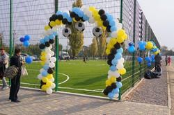 13,5 миллионов гривен стоил области новый стадион в Овидиополе (ФОТО)