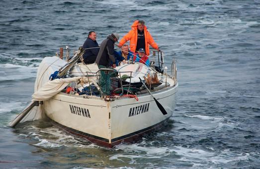 Одесские спасатели спасли «Екатерину» (ФОТО)