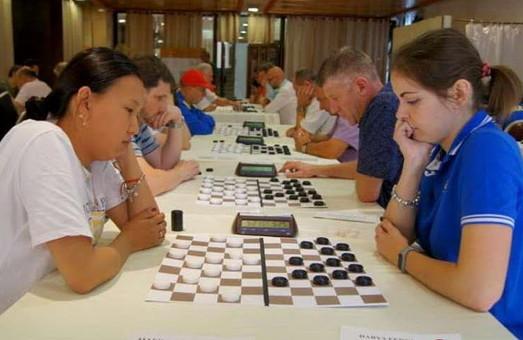 Одесская шашистка завоевала «золото» чемпионата Европы в Израиле