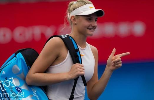 Одесситка Даяна Ястремская заняла 60-ю строку в рейтинг Женской теннисной ассоциация WTA