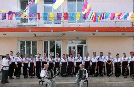 Сельский клуб Фонтанки победил во всеукраинском конкурсе