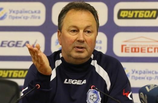 Обращение команды «Черноморец» к болельщикам