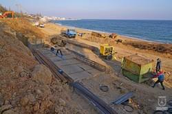 Черноморску выделили 42 миллиона гривен на укрепление прибрежной зоны (ФОТО)