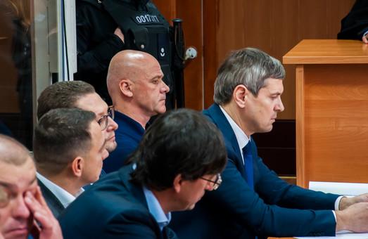 Мэр Одессы уехал в очередную заграничную командировку