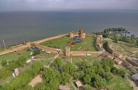 На стене Аккерманской крепости обнаружен автограф XVIII века (ФОТО)