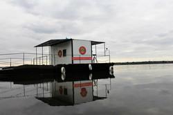 Плавучий погранотряд появился на Днестре (ФОТО)