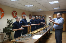 Морская охрана в Измаиле изменила свой статус (ФОТО)