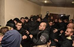 Драка в суде. 49 человек задержано (ФОТО, ВИДЕО)