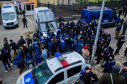 В Одессе под консульством России раздались взрывы (ФОТО, ВИДЕО)