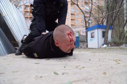 В Одессе произошла массовая драка на Гагаринском плато (ФОТО)