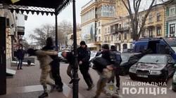 19 человек задержаны в Одессе после массовой драки на Гагаринском плато (ФОТО, ВИДЕО)